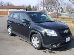 2012 Chevrolet Orlando ls-7 seater-- certified-e-tested--$10500