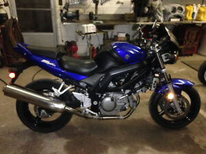 Sv650 for sale or trade