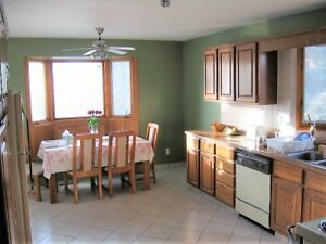 Large main floor room in Brentwood NW house near UofC & LRT