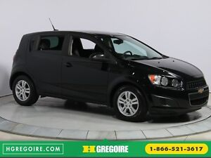 2012 Chevrolet Sonic LS  AUTO A/C MAGS