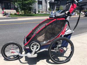 Chariot CX2 double