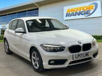 2017 BMW 1 Series 1.5 116d ED Plus (s/s) 5dr Hatchback Diesel Manual