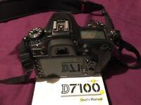 Nikon DSLR - D7100