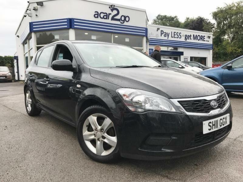 2011 Kia CEED VR-7 Manual Hatchback