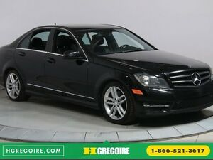 2014 Mercedes Benz C300 C 300 4MATIC TOIT OUVRANT BLUETOOTH MAGS
