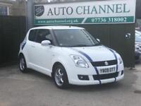 2009 Suzuki Swift 1.5 GLX Hatchback 3dr Petrol Manual (143 g/km, 101 bhp)