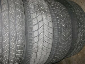 Winter tires Kawartha Lakes Peterborough Area image 1