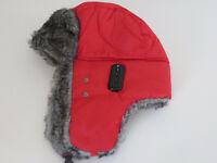 Aviator Hat with Bluetooth Headphones - Tuque avec écouteurs Wat