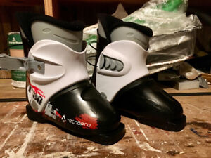 For sale: Various kids sized downhill ski boots
