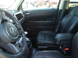 2017 Jeep Patriot North High Altitude 4x4 with Nav only 18000kms London Ontario image 8