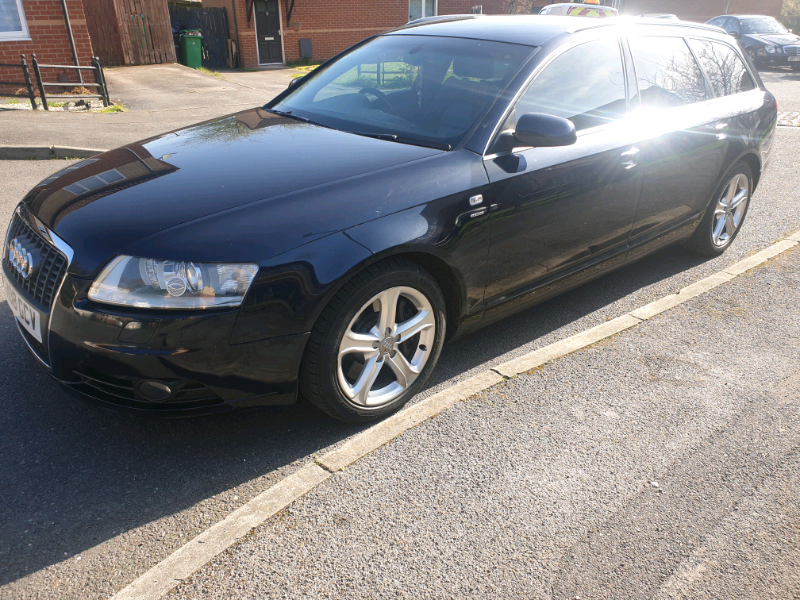 Audi a6 c6 3.0 tdi Lemans sline 170000 good used condition can deliver