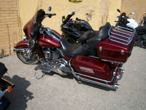 HARLEY DAVIDSON ELECTRA GLIDE CLASSIC ABS MINT SHAPE