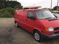 2001 LWB VW T4 Transporter