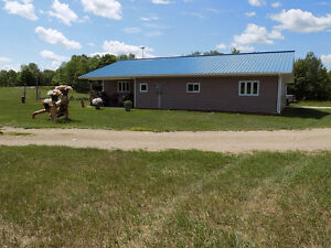 120 acres Hobby farm/ country home situated on  beautiful roll