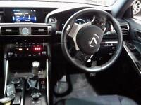 2014 LEXUS IS 300h F Sport 4dr CVT Auto
