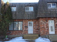 North Battleford Townhouse for rent Dec. 01/15