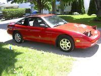 1993 NISSAN 240SX SE AUTOMATIQUE 95000KM