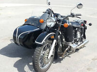Rare, Low Mileage Ural Retro for sale