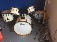 PEARL EXPORT LIMITED EDITION 5 PIECE DRUM KIT - £200 ONO