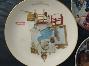 Collector dish