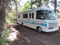 1992 ITASCA 25 ft SUNRISE motorhome