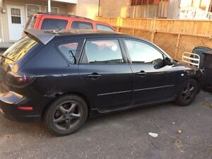 Mazda 3 2.3l 2004