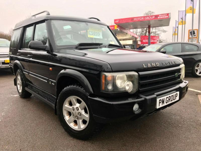 2004 Land Rover Discovery 2.5Td5 (7st) Pursuit **Excellent