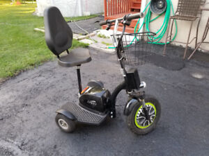 ZAPPY ELECTRIC TRICYCLE $700.