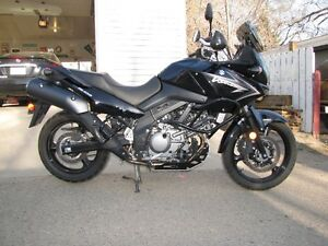 2009 Suzuki DL650A V-Strom w/ ABS 7825km - Mint Condition