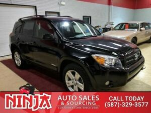 2007 Toyota RAV4 Sport AWD Remote Start