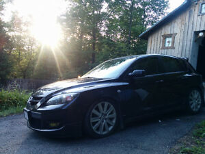 2007 Mazda Mazdaspeed3 excellent condition, upgraded, powerful