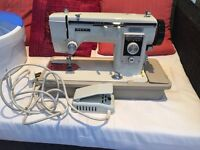 Novum Sewing Machine