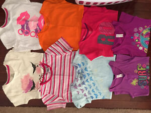 For sale girls 7/8 tops $2 each or $15 for 8
