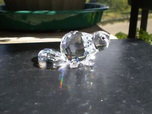 Swarovoski Crystal Beaver Figurine Kitchener / Waterloo Kitchener Area image 1