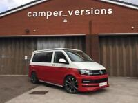 VW T6 Transporter Campervan 2016 | Two Tone | Starry Night | 32k mile