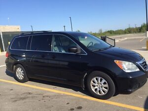 2008 Honda Odyssey EX-L in great shape with 175K KM