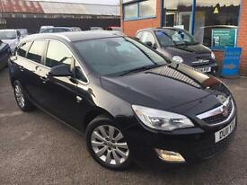 Vauxhall Astra 1.7CDTi 16v 2011 SE FULL SERVICE HISTORY SORRY NOW SOLD