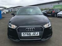 2016 Audi A1 SPORTBACK TFSI SPORT USED CARS Hatchback Petrol Manual