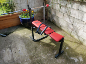 Weight bench in need of lC