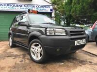 Land Rover Freelander 2.0Td4 auto 2003MY ES Premium