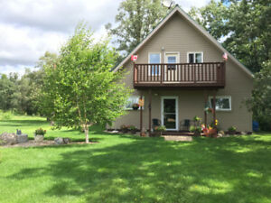 St. Malo, Manitoba Cottage Rental