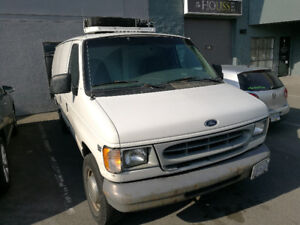 $6,000 · Reefer Van - 1999 Ford, Good Deal!