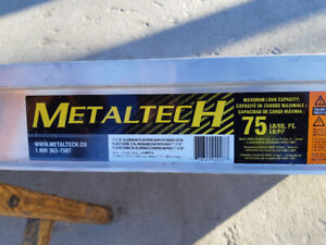 MetalTech Scaffold Plank - 7' x 19""