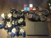 Playstation 2 with all accessories