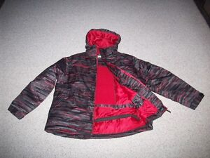 NEW Boy's Warm Winter Jacket with Hood London Ontario image 1