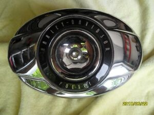 HARLEY DAVIDSON POLICE BREATHER ASSEMBLY WITH FILTER