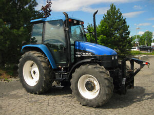 New holland ts110 2000