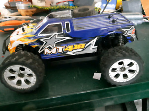 Rc car 1/18 scale