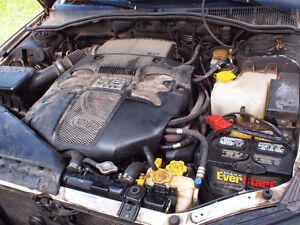 2002 Subaru Outback LL Bean H6-3.0 AS IS or PARTS Peterborough Peterborough Area image 9