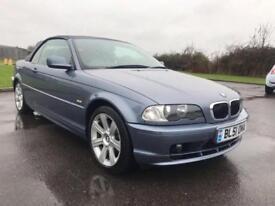 2001 BMW 3 Series 2.0 318Ci 2dr